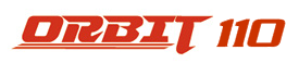 Orbit 110 logo