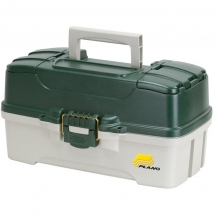Ящик Plano Three-Tray Green Tackle Box 620306 (3-х полочный)