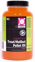 Ликвид CC Moore Trout/Halibut Pellet Oil 500ml