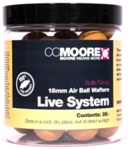 Бойлы CC Moore Live System Air Ball Wafters 15mm (50)