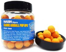 Бойлы Nash Pop-Ups Peach Airball 10mm 30g