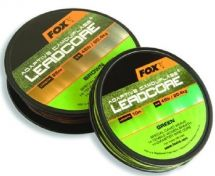 Лидкор Fox Leadcore Green 45lbx25m Adaptive Camoflarge