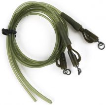 Набор оснасток Fox Camo Tubing With Safety Clips Green 3шт