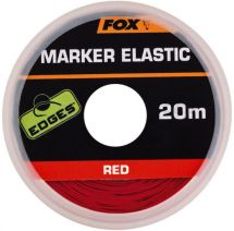 Маркерная нить Fox Edges Marker Elastic x 20m Red