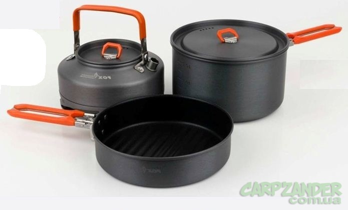 Набор посуды Fox Cookware Large 3pc Set