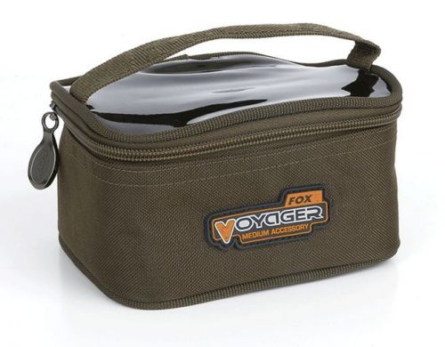 d168c2ccbd25 Купить Сумка Fox Voyager Accessory Bag Medium ― Carp Zander