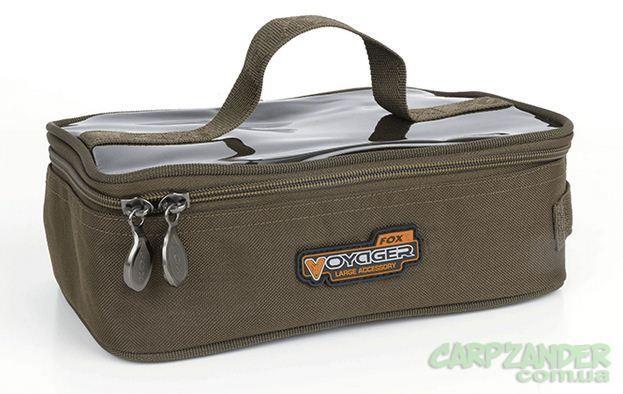 d08131654a0b Купить Сумка Fox Voyager Accessory Bag Large ― Carp Zander