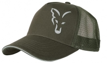 Бейсболка Fox Green Silver Cap