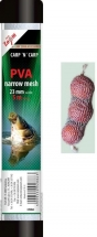 ПВА сетка на трубке Carp Zoom PVA Narrow Mesh in Tube 23mm 5m