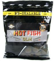 Бойлы Dynamite Baits Hot Fish & GLM 26mm Boilie 350g