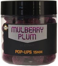 Бойлы Dynamite Baits Pop-Ups Hi-Attract Mulberry Plum 15mm
