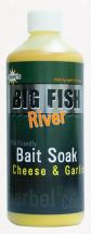 Ликвид Dynamite Baits Big Fish Bait Soak Cheese & Garlicl 500ml