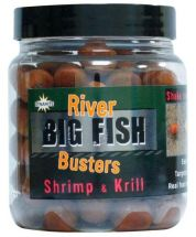 Насадочный пеллетс Dynamite Baits Big Fish Hookbaits Shrimp & Krill