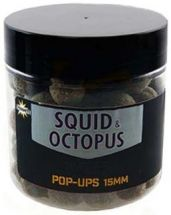 Бойлы Dynamite Baits Pop-Ups Hi-Attract Squid & Octopus 15mm