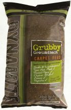 Прикормка Dynamite Baits Grubby Insect Carpet Feed 2kg