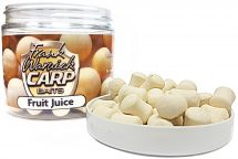 Бойлы Frank Warwick Fruit Juice Flouro Pop-Ups Barrels 12mm