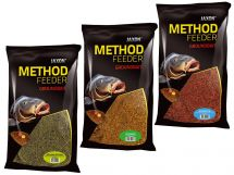 Прикормка Jaxon Method Feeder 750g