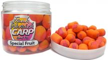 Бойлы Frank Warwick Special Fruit Flouro Pop-Ups Barrels 12mm