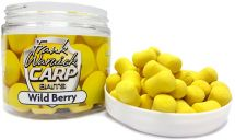 Бойлы Frank Warwick Wild Berry Flouro Pop-Ups Barrels 12mm