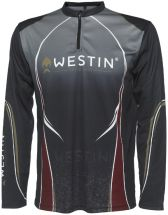 Полар Westin Tournament Shirt LS Pirate Black XL