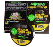 Сетка PVA Korda сменная Funnel Web 4 Season 5m Hexmesh Refill