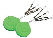 Стопор утяжелитель Korda Sinkers Large Gravel Brown