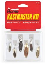 Набор Блесен Acme Keeper Kastmaster  Kit KT-10