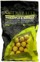 Бойлы Nutrabaits Pineapple & Banana 15mm 400g