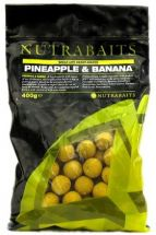 Бойлы Nutrabaits Pineapple & Banana 20mm 400g