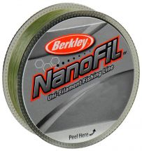 Шнур Berkley Nanofil Green