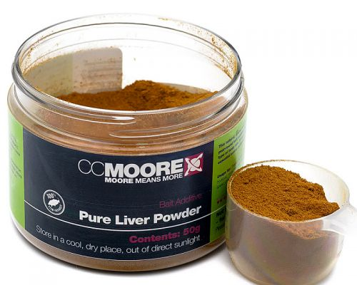 Добавка CC Moore Powder 50g - недорого | CarpZander