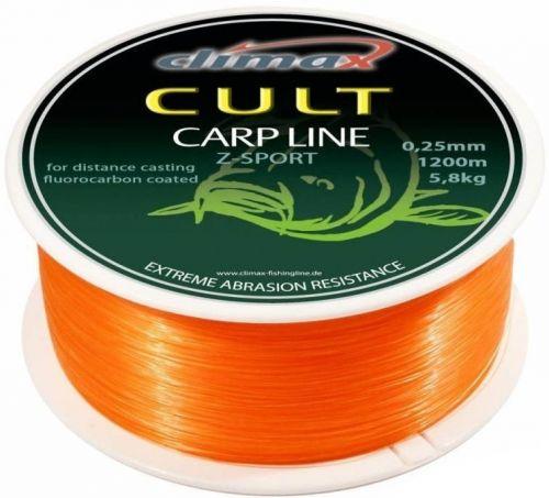 Купить Леска Climax Cult Carp Line Z-Sport Orange ― Carp Zander