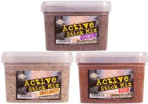 Прикормка Dynamite Baits Xtra Active Stick Mix 650g