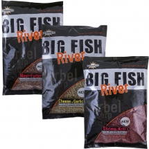 Пеллетс Dynamite Baits Big Fish River Pellets 1.8kg