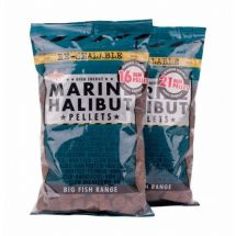 Пеллетс Dynamite Baits Marine Halibut Pellets Pre-Drilled 900g