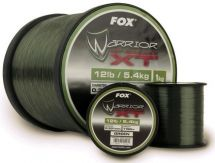 Леска Fox Warrior XT Carp Line Green