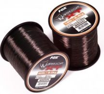Леска Fox Warrior XT Carp Line Brown