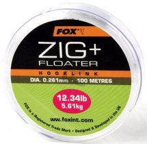 Леска Fox Zig & Floater Line