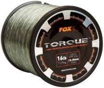 Леска Fox Torque Carp Line Low Vis Green