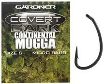 Крючок Gardner Cover Continental Mugga Barbed