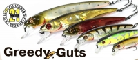 Воблер Pontoon21 Greedy Guts