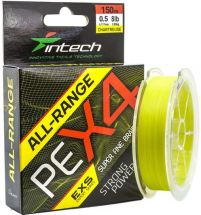 Шнур Intech All-Range PE X-4 150m