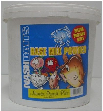 Смеси Nash Base Mixes Powder 2.5kg - недорого | CarpZander