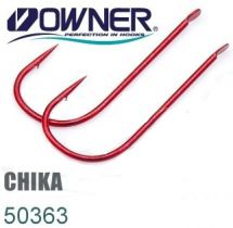 Крючки Owner 50363 Chika Red
