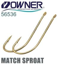 Крючки Owner 56536 Match Sproat