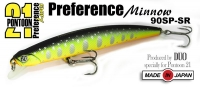 Воблер Pontoon21 Duo Preference Minnow