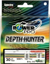 Шнур PowerPro Depth Hunter 150m