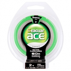 Флюорокарбон Seaguar Ace 60m