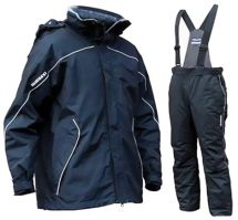 Костюм Shimano Dry Shield Winter Suit Black RB155H
