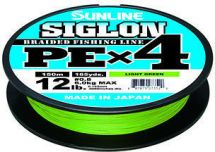 Шнур Sunline Siglon PE х4 Light Green